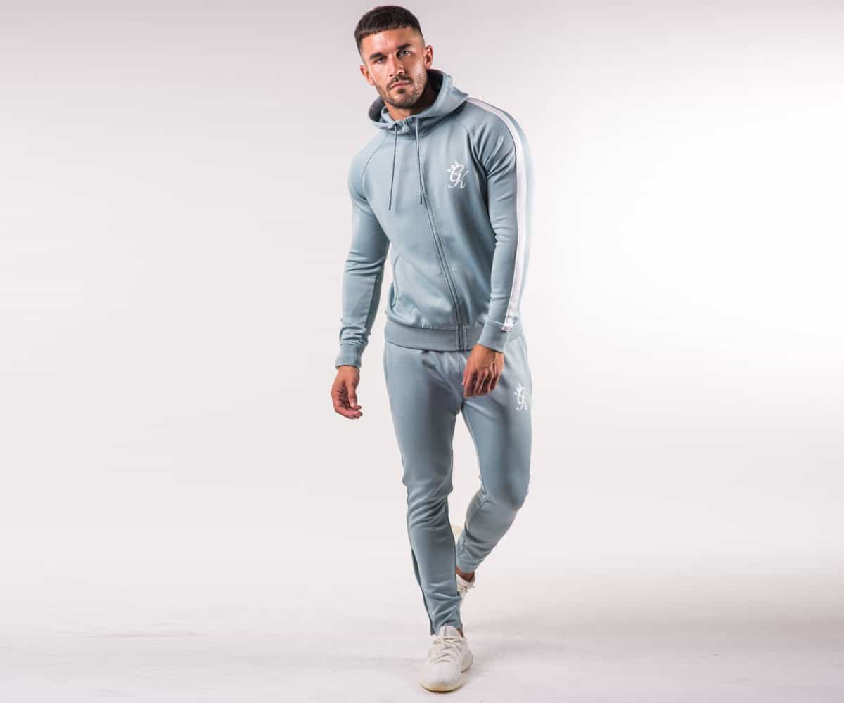 Gym King Poly Tracksuit Joggers